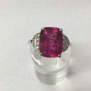pink tourmaline